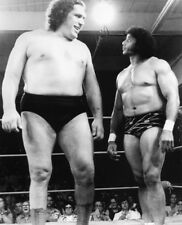 ANDRE THE GIANT WWF WRESTLING 8X10 SPORTS PHOTO #P