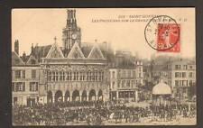SAINT-QUENTIN (02) CANONS MILITAIRES PRUSSIENS en 1871