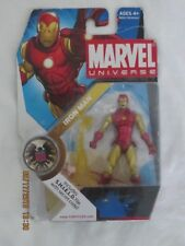"Marvel Universe IRON MAN  3.75"" Action Figure SERIES 1 #21"