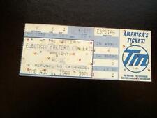 AC/DC ticket Spectrum Philadelphia 06/11/90