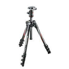 Manfrotto Befree Compact Travel Carbon Fiber Tripod With Ball Head MKBFRC 4 BH