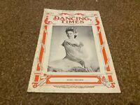 DANCING TIMES MAGAZINE 1946 OCT MOIRA SHEARER, NORA KAYE, ALICIA ALONSO