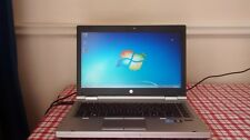 HP Elitebook 8460P Laptop Core i5 2.6Ghz 4GB 320GB Webcam WIFI Windows 7 Office