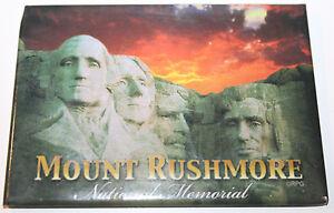 Mount Rushmore National Memorial USA Kitchen Fridge Magnet