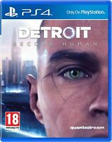 Detroit Become Human | PlayStation 4 PS4 New
