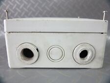 4 Stück Schaltkasten Anschlusskasten Verteilerkasten Klemmkasten #24338