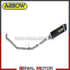 Scarico Completo Arrow Race Tech Carbonio Honda Nc 700 X 2012 > 2013