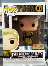 Funko Pop! Game of Thrones, Ser Brienne of Tarth! Box Lunch Exclusive!!!