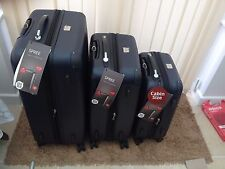3-Piece Hardshell Luggage Set Dark Blue TSA *Brand New Boxed*