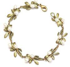 Orange Blossom Bracelet by Michael Michaud for Silver Seasons#7189