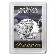 2017 1 oz Silver American Eagle BU (Graduation, Harris Holder) - SKU #102703