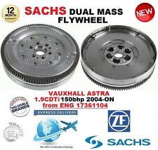 für Opel Astra 1.9 CDTI von Motor 17361104 ab 2004 SACHS Zweimassenschwungrad