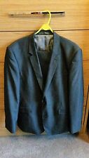 TAYLOR & WRIGHT MENS GREY SUIT CHEST 40R 32W 31L