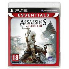 Assassin's Creed III Essentials PS3