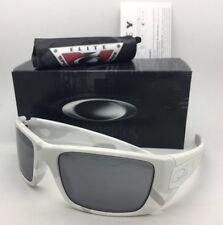 OAKLEY Sunglasses FUEL CELL OO9096-G6 60-19 Alpine White Camo w/ Black Iridium