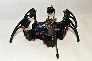 Hexapod Spider Programmable Robot Educational Kit Ussembled