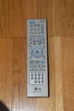 Mando a distancia original de DVD grabador LG DR4800