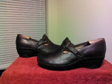 Patagonia Better MJ Mary Jane Clogs Sable Brown Smooth Leather Size 9M US EUC