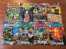 Millennium #1-8 complete set DC Comics 1987 VF