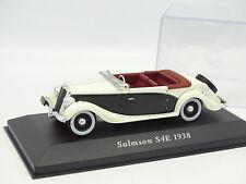 IXO Press 1/43 - Salmson S4E 1938