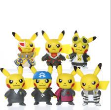 Gang Boss Pikachu Figure Collection Gashapon Pokemon Center Japan 2018 limited