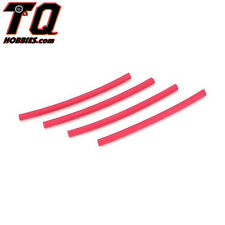 "Dubro 437 Heat Shrink Tubing 3x1 / 8"" (4pcs) Red Fast ship+ track#"