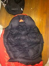 EMS Mountain Light 800 fp 3.25lbs of Goose Down -40 Sleeping Bag Pertex Long New