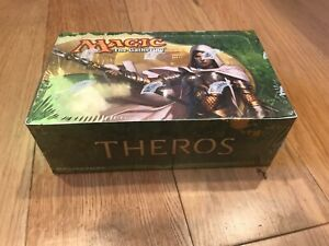 Theros Booster Box - Factory Sealed - MTG Magic the Gathering (36 packs)