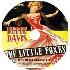 The Little Foxes - Bette Davis Herbert Marshall Teresa Wright Drama 1941