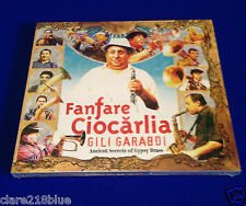 NEW SEALED Fanfare Ciocãrlia Gili Garabdi (2005) CD Ancient Secrets Gypsy Brass