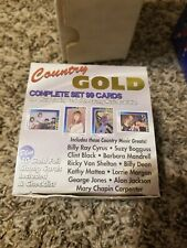 1993 COUNTRY GOLD COUNTRY MUSIC SET