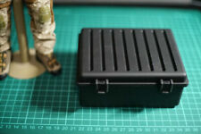 1/6 Box Case F Military Weapon Model Rifle Gun Toy 12' Figure Accessories
