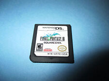 Final Fantasy III 3 (Nintendo DS) Lite DSi XL 3DS 2DS Game