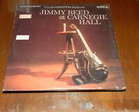 JIMMY REED AT CARNEGIE HALL 2 LP BLUESWAY IN SHRINKWRAP BLUES CHICAGO VEE JAY