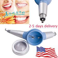 USA Dental Jet Air Polisher new Teeth Polishing Handpiece Hygiene Prophy 4 Hole