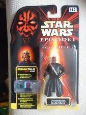 STAR Wars Darth Maul con spada laser EPISODIO 1 ACTION FIGURE Nuovo di zecca!