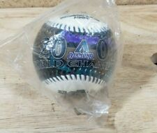 Collector's Arizona Diamondbacks 2001 League Champions Baseball For Display