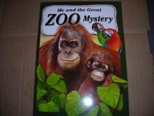 Very Good, Me and the great zoo mystery, margaret gibson, Paperback