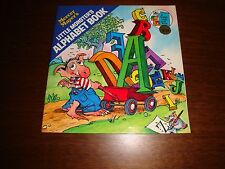 Golden Look-Look Bks.: Little Monster's Alphabet Book by Mercer Mayer (1978,...