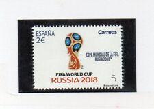 España Mundial de Futbol Rusia año 2018 (DS-680)