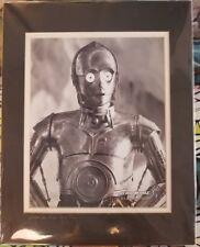 Star Wars Official Pix Star Wars Celebration VI C-3PO Anthony Daniels SAAQ09
