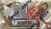 1995/96 Fleer Metal Series 2 Basketball Hobby Box