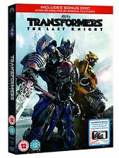 Transformers: The Last Knight  (Bonus Disc + Digital Download) [DVD]