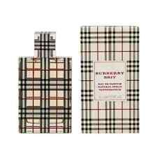 Burberry Brit For Women Eau de Parfum Spray 1.7oz 50ml * New in Box Sealed *