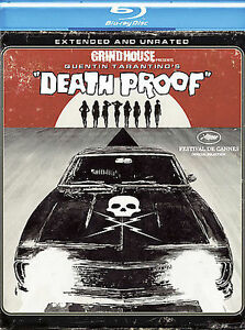 Death Proof [Extended and Unrated Edition] [Blu-ray]