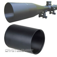 Metal Advanced Optics 50mm Tactical Sunshade for many Rifle Scope