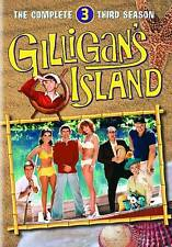 Gilligan`s Island - The Complete Third Season (DVD, 2012, 5-Disc Set) NEW!!!