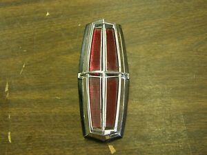 OEM 1972 - 1982 Lincoln Mark Deck Lid Ornament Flipper