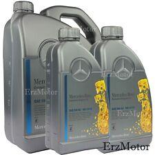 7 Liter Original Mercedes Benz MB 229.5 5W-40 5W40 Motoröl Motorenöl ENGINE OIL