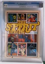 Warren The Spirit Special CGC 9.2 Sold Through Mail Order Only Will Eisner